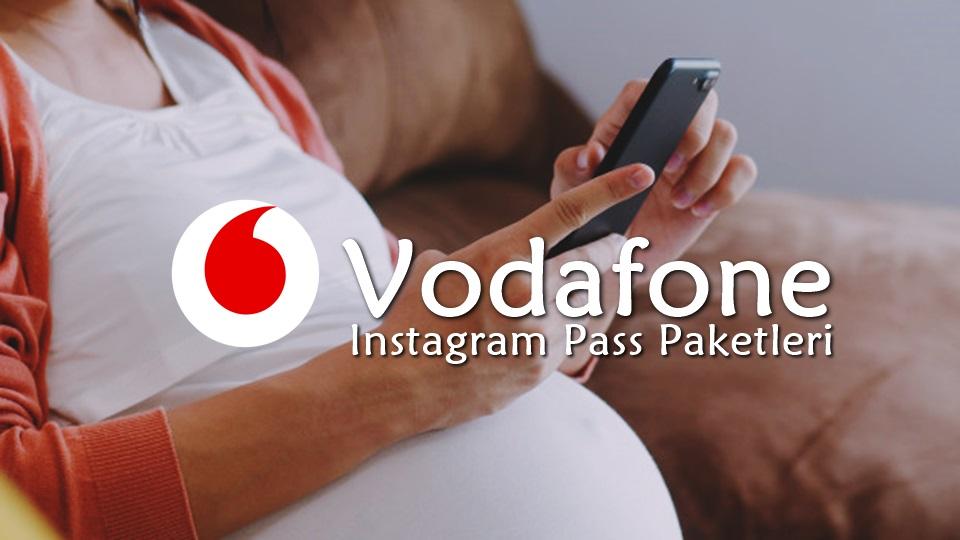 Vodafone Pass Instagram Paketi Nasıl Yapılır?